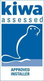 Kiwa assessed installer